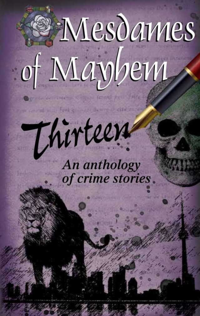 Thirteen, an anthology of Crime Stories