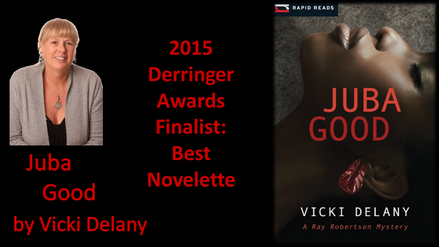 Derringer Vicki Juba Good