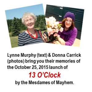 13 O'Clock Launch Website0