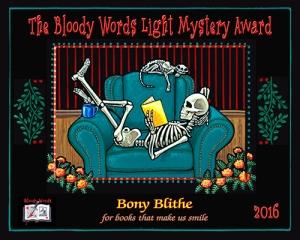 Bony Blithe Award