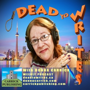 Dead to Writes Podcast