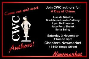 CWC Day of Crime Author Event