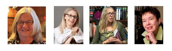 Catherine Dunphy, Lisa de Nikolits, Madeleine Harris-Callway, Rosemary McCracken