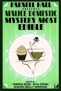 Mystery Most Edible Anthology
