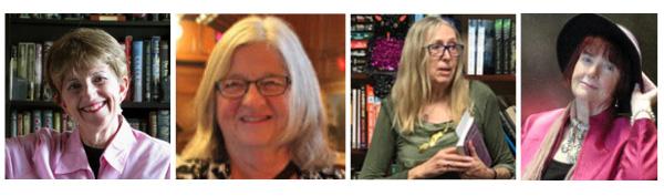 Rosemary Aubert, Cathy Dunphy, M.H. Callway, Caro Soles