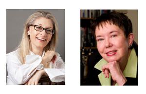 Lisa de Nikolits and Rosemary McCracken