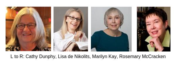 Cathy Dunphy, Lisa de Nikolits, Marilyn Kay, Rosmary McCracken