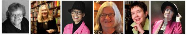 Mmes Jane Burfield, M. H. Callway, Lisa de Nikolits, Cathy Dunphy, Rosemary McCracken, Caro Soles