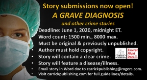 Carrick Publishing Seeks Story Submissions