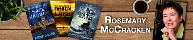 Author Rosemary McCracken's Moving Target Blog