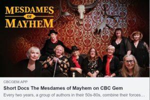 Mesdames of Mayhem CBC-Gem