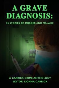 A Grave Diagnosis Cover