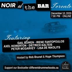Noir at the Bar December 2020