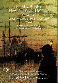 MX Sherlock Holmes Stories